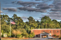 Mechanicsville Baptist Church, Darlington, SC